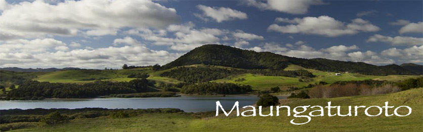 Maungaturoto..The Kauri Coasts biggest milk factory