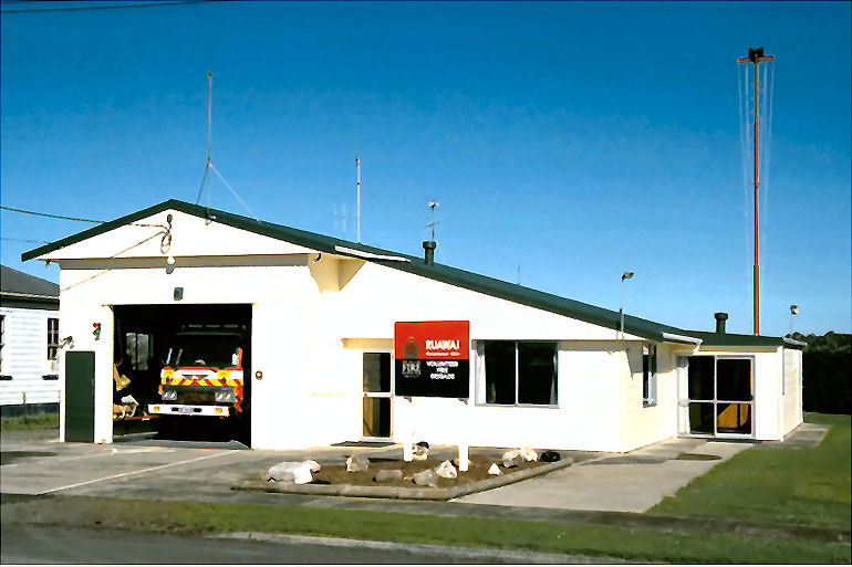 Ruawai Voluntary Fire Brigade
