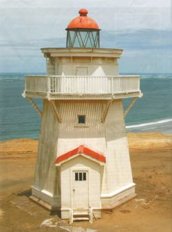 Pouto Lighthouse